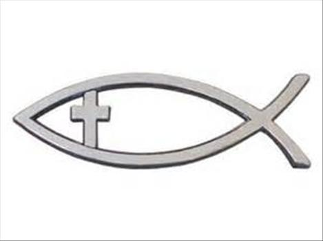Koine and the jesus fish handylore for Christian fish sign